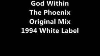 God Within - The Phoenix - ORIGINAL WHITE 1994