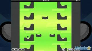StickGolf HD iPad Walkthrough Crazy Cactus 2