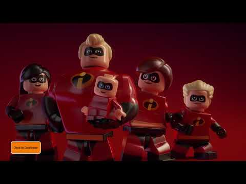 LEGO The Incredibles - Video