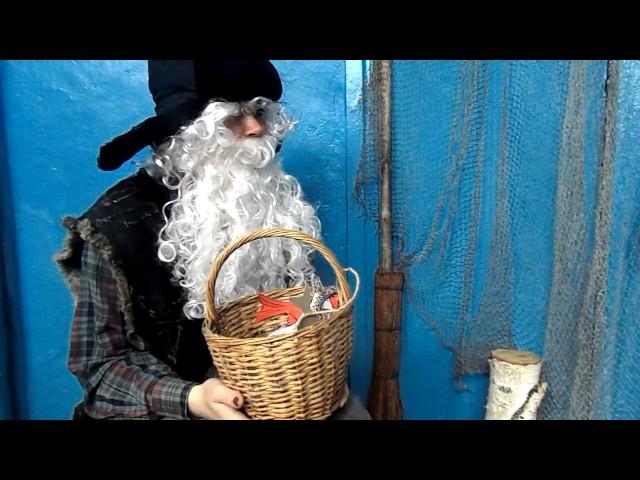 Изображение предпросмотра прочтения – ЛюдмилаМироненко читает отрывок изпроизведения «Дед Мазай и зайцы» Н.А.Некрасова