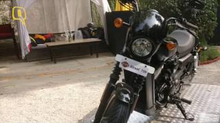 The Quint: Harley Davidson Brings 2017 Range of Cruiser Bikes to India