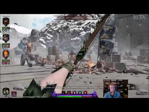 Introducing Legend Difficulty - First Vermintide 2 Full Book Run