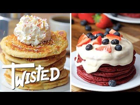 8 Easy Homemade Pancake Recipes