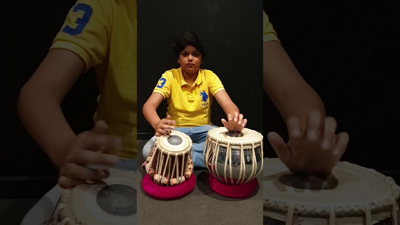 Tabla Cover of Maroon5 Girls Like You by Ojas