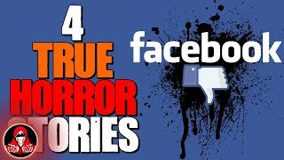 4 TRUE Facebook Horror Stories - Darkness Prevails