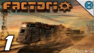 Factorio 0.11 Gameplay / Let