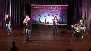 A MUSICAL TREAT by students of INDIAN SCHOOL OF MEDIA