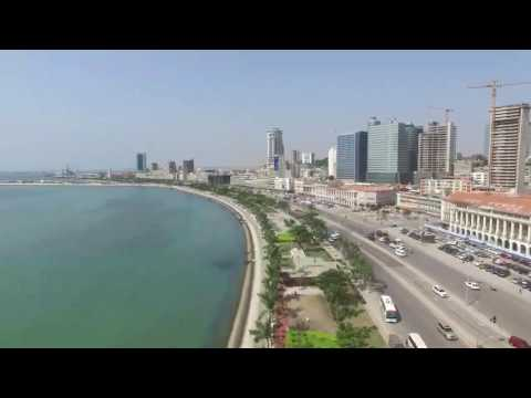 La ville de Luanda/ Angola