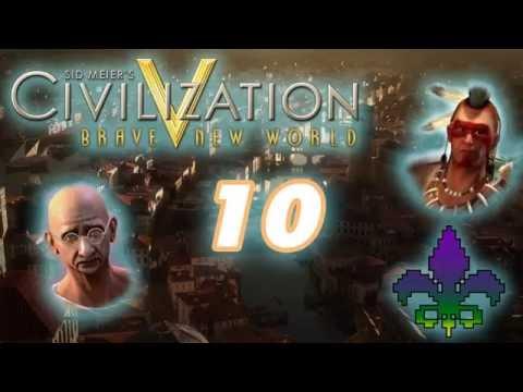 Sid Meier's Civilization V: Brave New World Episode 10 - Quoting Stuff |