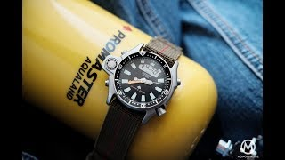 1c3b8473c51 Relógio citizen aqualnad c520 PTBR ...