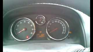 Opel Antara 2012 3.0 поведение АКПП