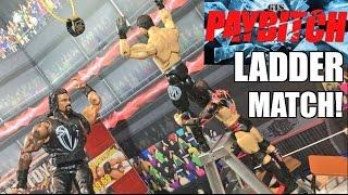 GTS WRESTLING: PAYBACK! WWE Mattel Elite Figure Animation PPV EVENT!