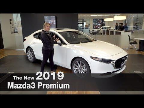 All-New 2019 Mazda3 Premium | Minneapolis | Burnsville | Minnetonka | Inver Grove Heights | MN