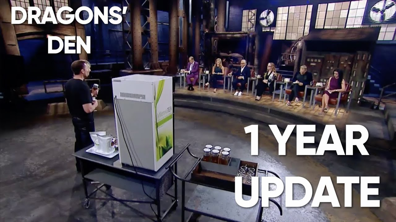 1 Year Since Dragons Den Update