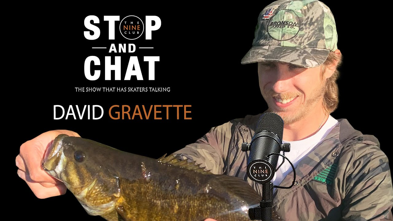 David Gravette - Stop And Chat | The Nine Club With Chris Roberts
