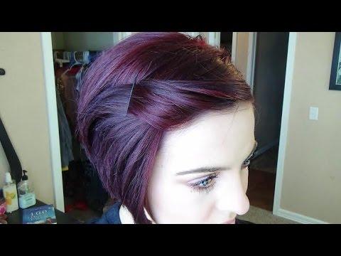 maintain burgundy plum