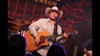 Josh Abbott Band Until My Voice Goes Out LIVE on The Texas Music Scene