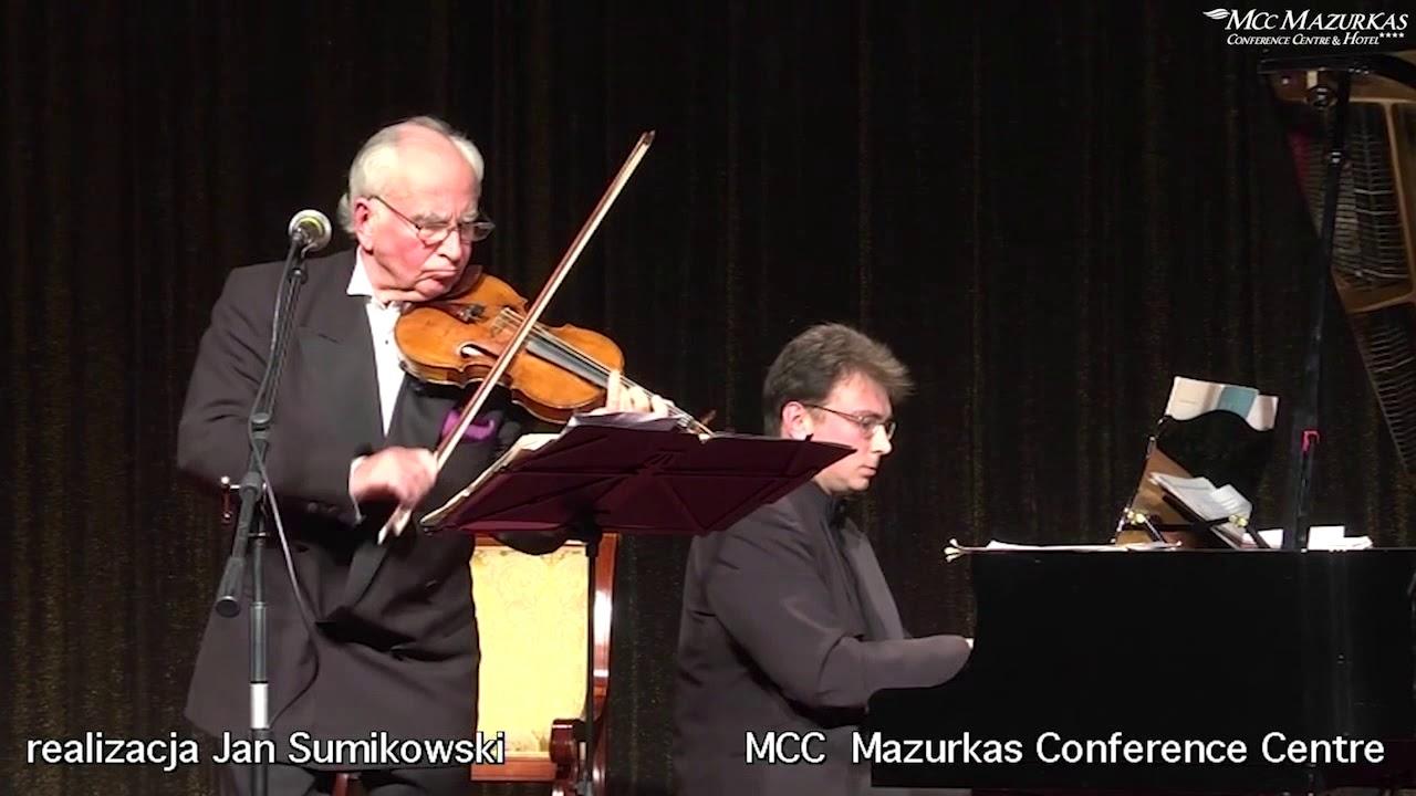 IV Forum Humanum Mazurkas - Krzysztof Jakowicz i R.Morawski