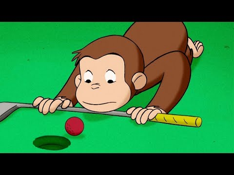 Curious George 🐵 1 Hour Compilation 🐵 English Full Episode 🐵Cartoons For Children