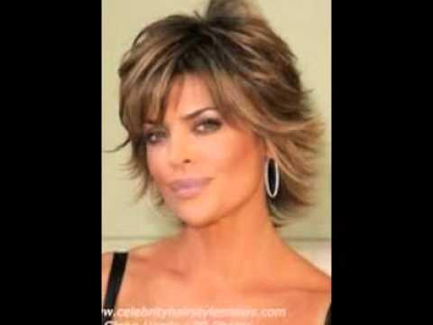 layered flip hairstyles