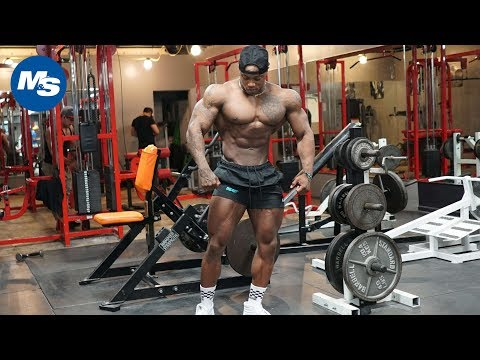Intensely Brutal Leg Workout | Brandon Hendrickson's Olympia Leg Training