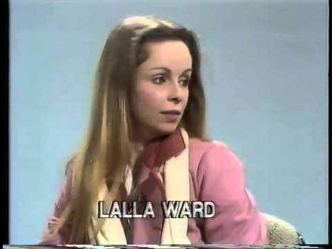 Lalla Ward & K9 on Nationwide