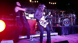 Sons of Apollo Signs of the Times Battle Creek Mi  Bumblefoot Sheehan Soto Portnoy Sherinian