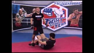 Вольная борьба в MMA. Экспресс-семинар Хабиба Нурмагомедова