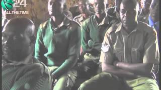 Ngeria Prison Warders Celebrate Labour Day
