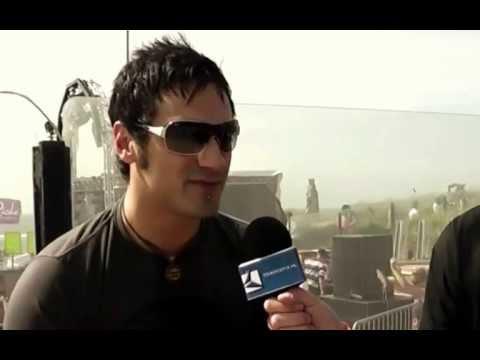 Ummet Ozcan interview at Luminosity Beach Festival 2012
