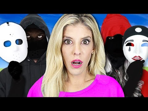 THE GAME MASTER IS NOT REAL! GM FACE REVEAL to prove TRUTH about Hacker | Rebecca Zamolo