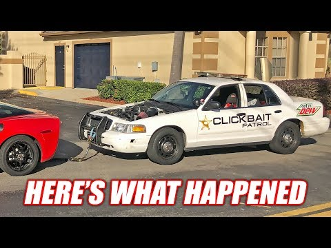 Neighbor's Engine is TORE UP... Here's What Happened! (good/bad news)