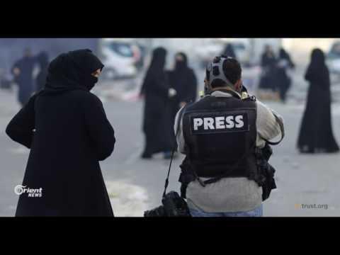 ماذا يمنع المرأة السورية من العمل كصحفية في الميدان؟