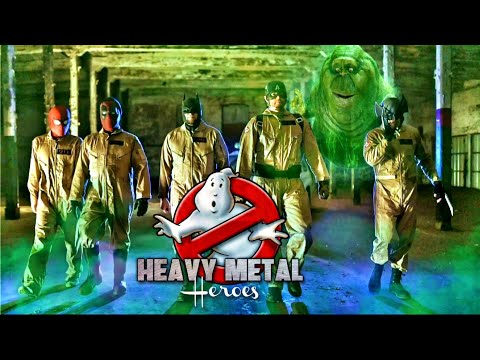 Hammer - Ghostbusters Metal Cover