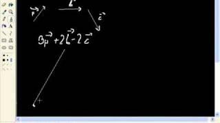 Умножение на вектор с число 2