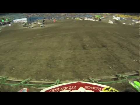 2012 montreal supercross go pro lap with donny t