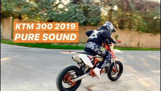 KTM 300 Supermoto  TPI 2019 Vs KTM 450