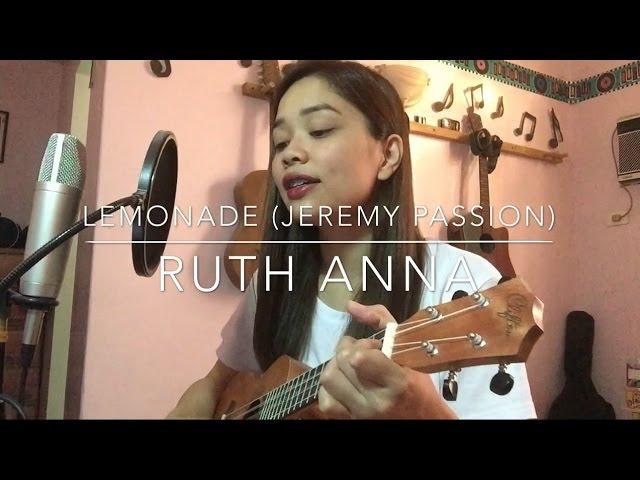 Lemonade (Jeremy Passion) Ukulele Cover - Ruth Anna Chords - Chordify
