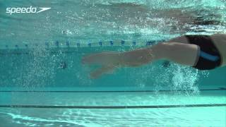 Backstroke Swimming Technique | Kick