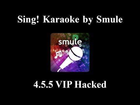 Sing! Karaoke 4.5.5 vip hacked
