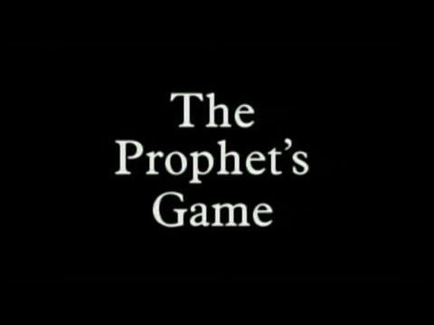 Le Jeu Du Prophète The Prophet's Game  Bande Annonce