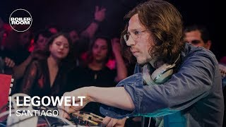 Legowelt | Thumping 808 Live Set | Boiler Room BUDx Santiago