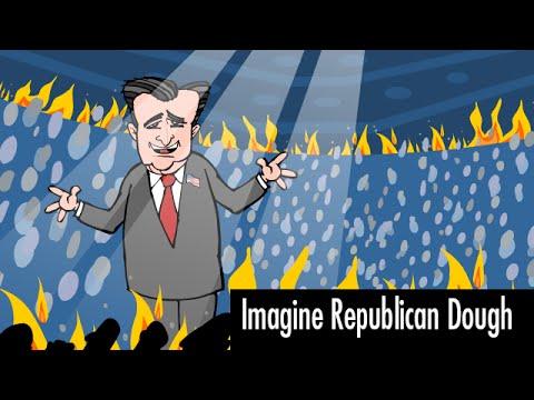 """Ted Cruz's """"Imagine Republican Dough"""""""