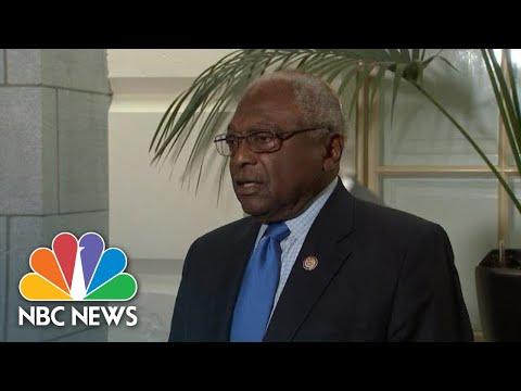 James Clyburn Responds To Trump Tweet Comparing Impeachment To A Lynching | NBC News
