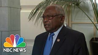 James Clyburn Responds To Trump Tweet Comparing Impeachment To A Lynching   NBC News