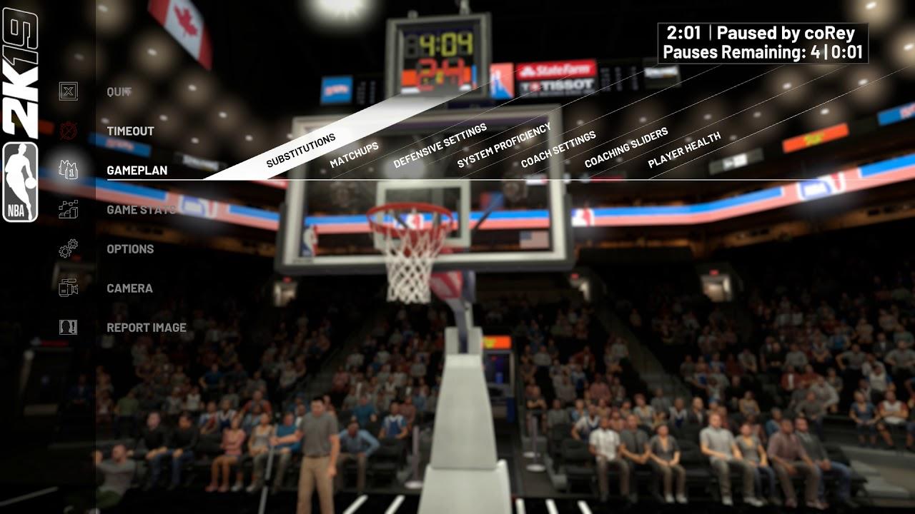 NLSC Forum • NBA 2K19 Bug Reports