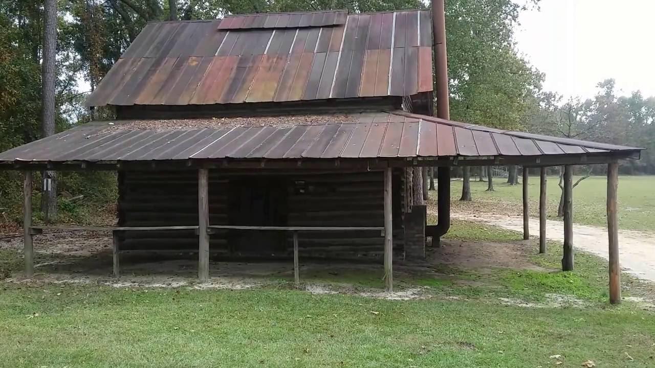 Very Old Restored Tobacco Barn Youtube
