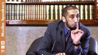 Boyfriend & Girlfriend, Stop! It's Wrong | Ustadh Nouman Ali Khan