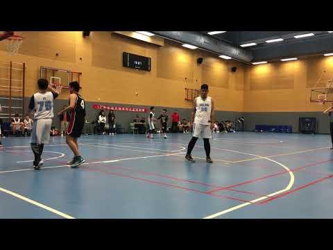 2019 全港内地本科生篮球联赛 城市大学男篮 VS 浸会大学男篮