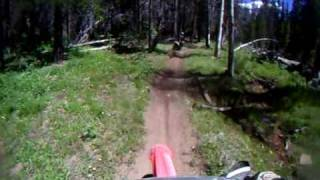 Kennedy Meadows CA Trail Riding #1-Albert de la Rocha